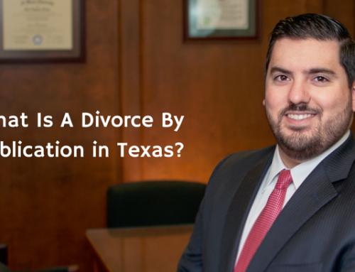 What Is A Divorce By Publication in Texas?