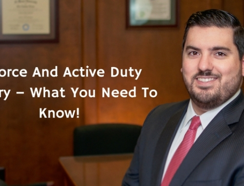 Divorce And Active Duty Military – What You Need To Know!