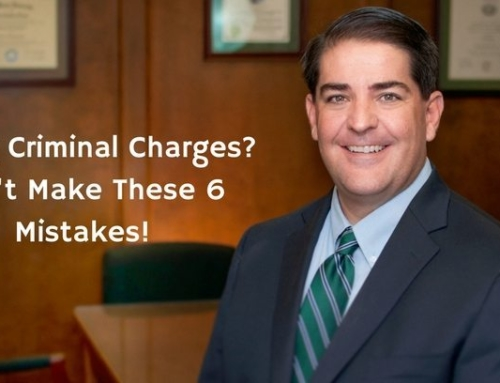 Facing Criminal Charges? Don't Make These 6 Mistakes!