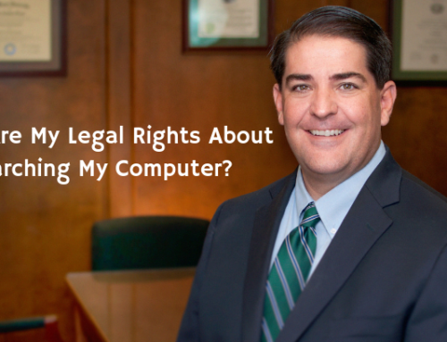 What Are My Legal Rights About Searching My Computer?