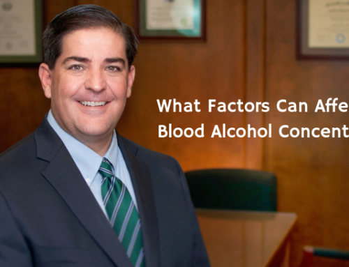 What Factors Can Affect Your Blood Alcohol Concentration?