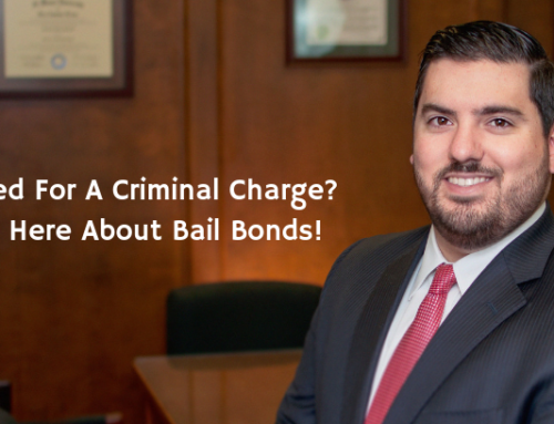 Arrested For A Criminal Charge? Learn Here About Bail Bonds!