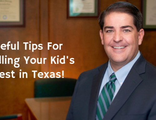 Useful Tips For Handling Your Kid's Arrest in Texas!