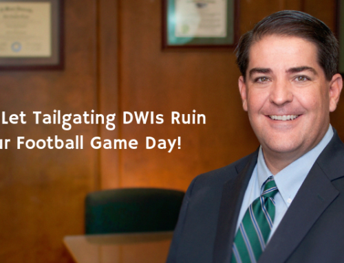 Don't Let Tailgating DWIs Ruin Your Football Game Day!