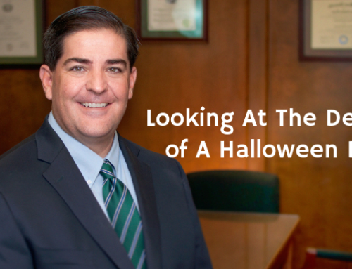 Looking At The Defense of A Halloween DWI!