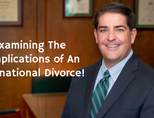 Examining The Complications of An International Divorce!