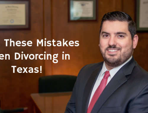 Avoid These Mistakes When Divorcing in Texas!