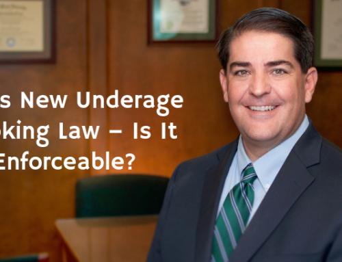 Texas New Underage Smoking Law – Is It Enforceable?