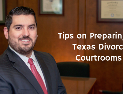 Tips on Preparing For Texas Divorce Courtrooms!