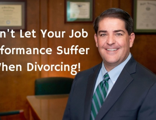 Don't Let Your Job Performance Suffer When Divorcing!