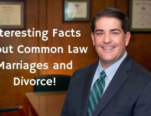 Interesting Facts About Common Law Marriages and Divorce!