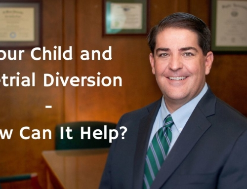 Your Child and Pretrial Diversion – How Can It Help?