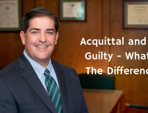 Acquittal and Not Guilty – What Is The Difference?