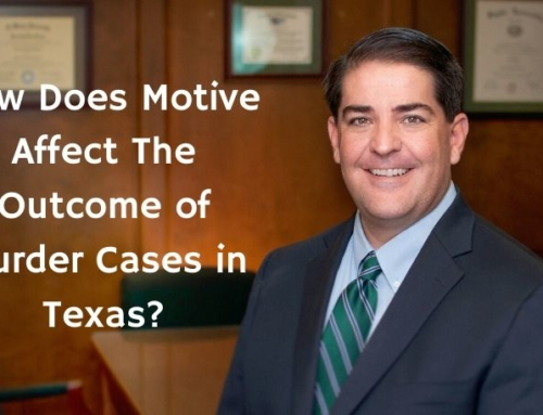 How Does Motive Affect The Outcome of Murder Cases in Texas?