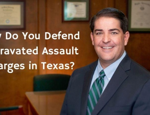 How Do You Defend Aggravated Assault Charges in Texas?