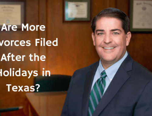 Are More Divorces Filed After the Holidays in Texas?