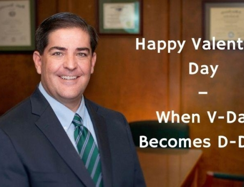 Happy Valentines Day – When V-Day Becomes D-Day!
